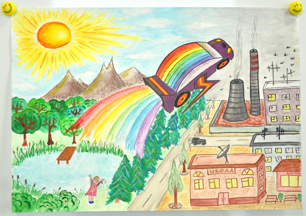 рисунок мои мечты о будущем слез