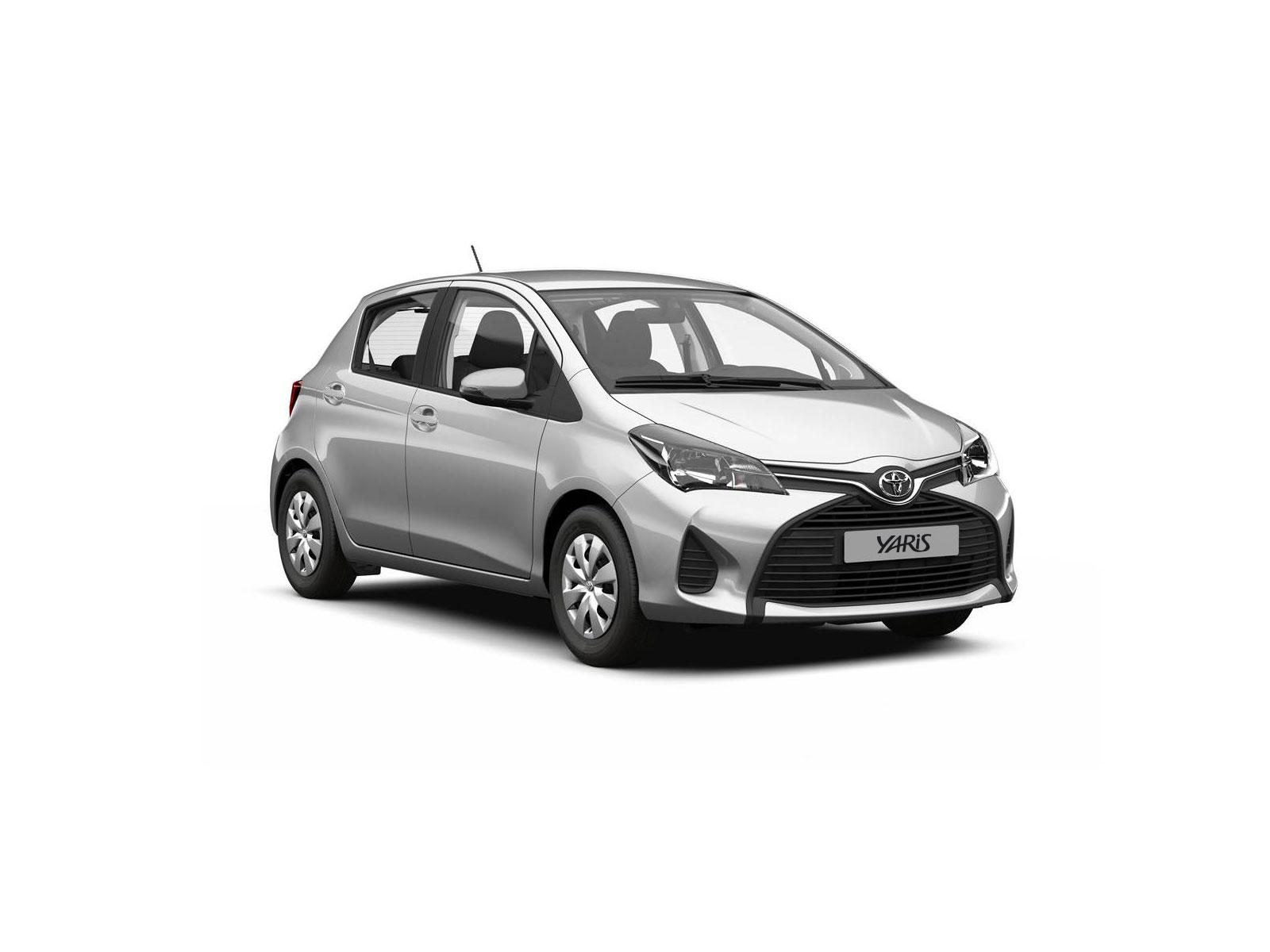 Toyota Yaris официальный дилер #11